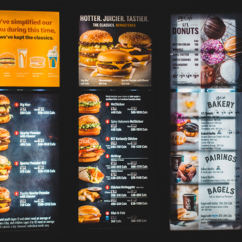 McDonald's new menu: Faster drive-thrus, using artificial intelligence, adding plant-based burgers